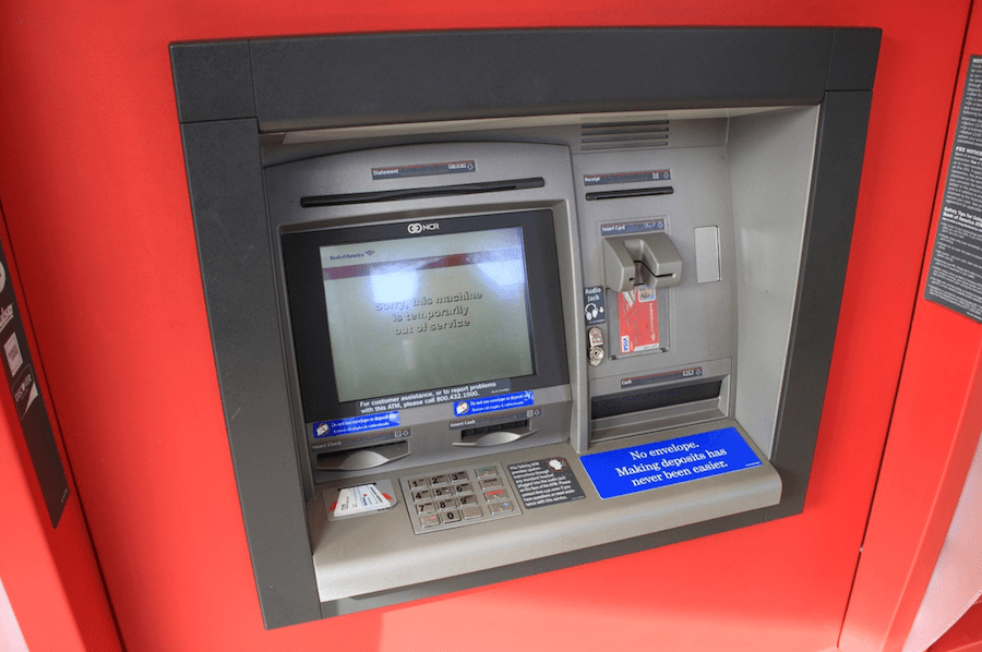 Hide your ATM PIN to protect your bank accounts and credit cards