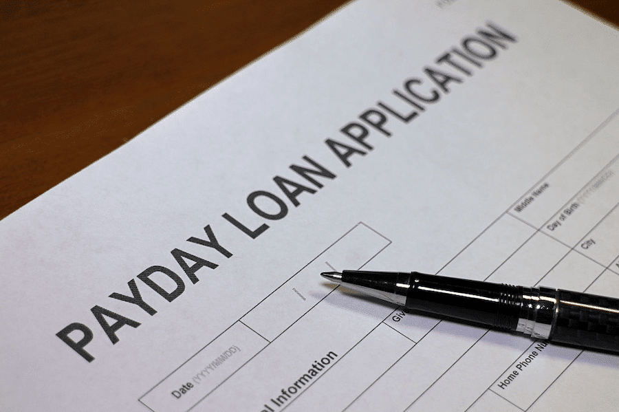 Online Identity Theft - Loan and Payday Loan Fraud