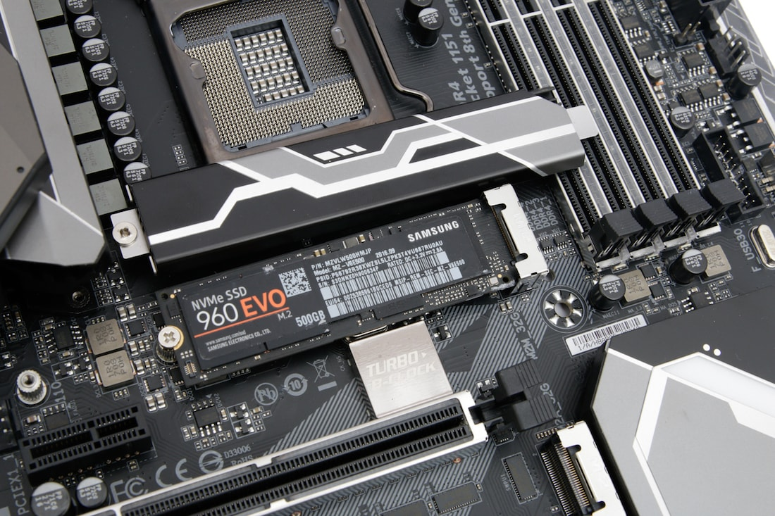 What Is The Difference: M.2 SATA SSD Vs. M.2 PCI Express (PCIe) SSD